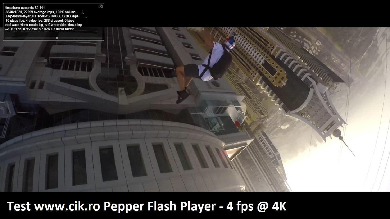 test pepper flash player google chrome