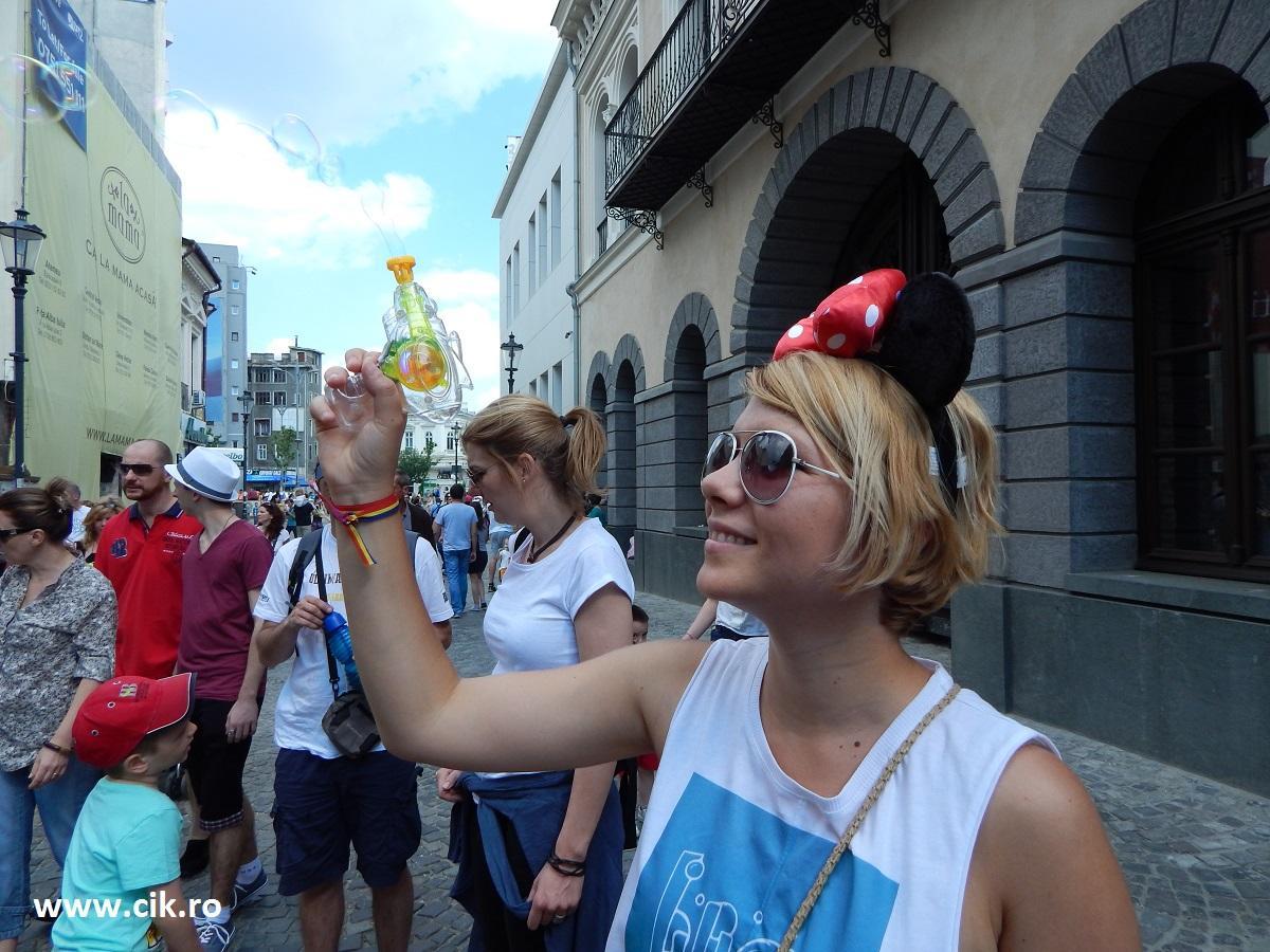 Bubble Parade
