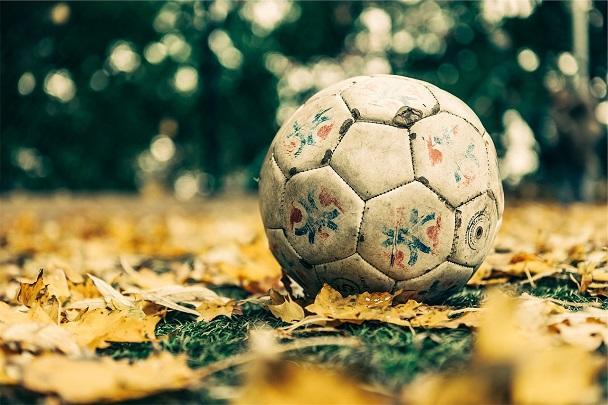 minge fotbal sport
