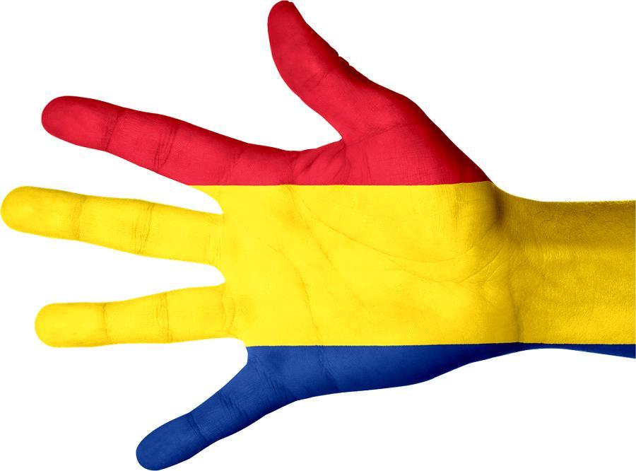mana tricolor romania