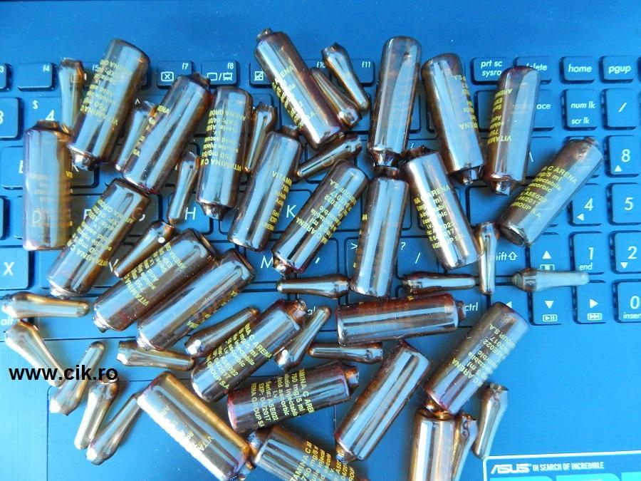vitamina c injectabila fiole folosite