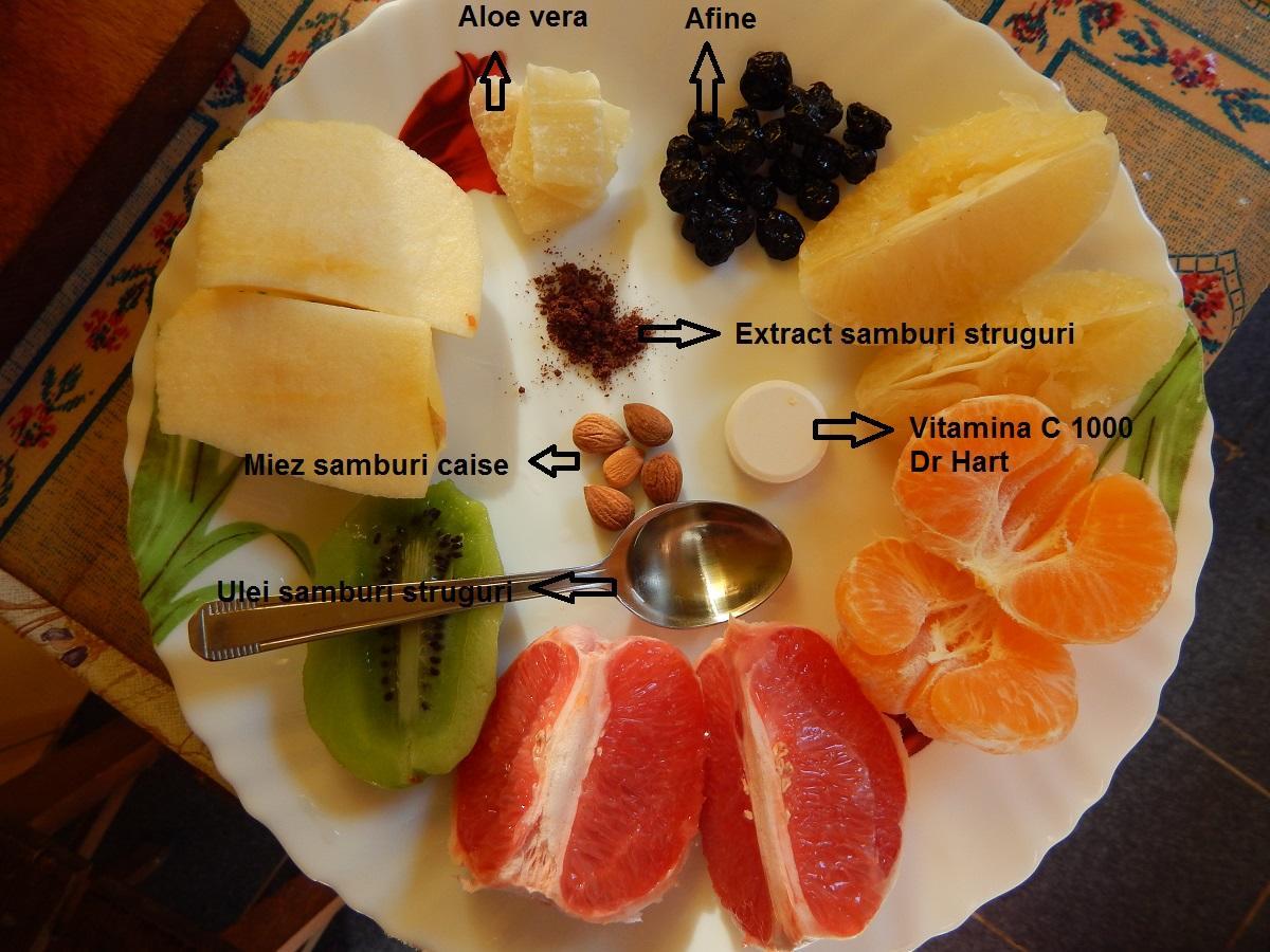fructe tratament cancer tata