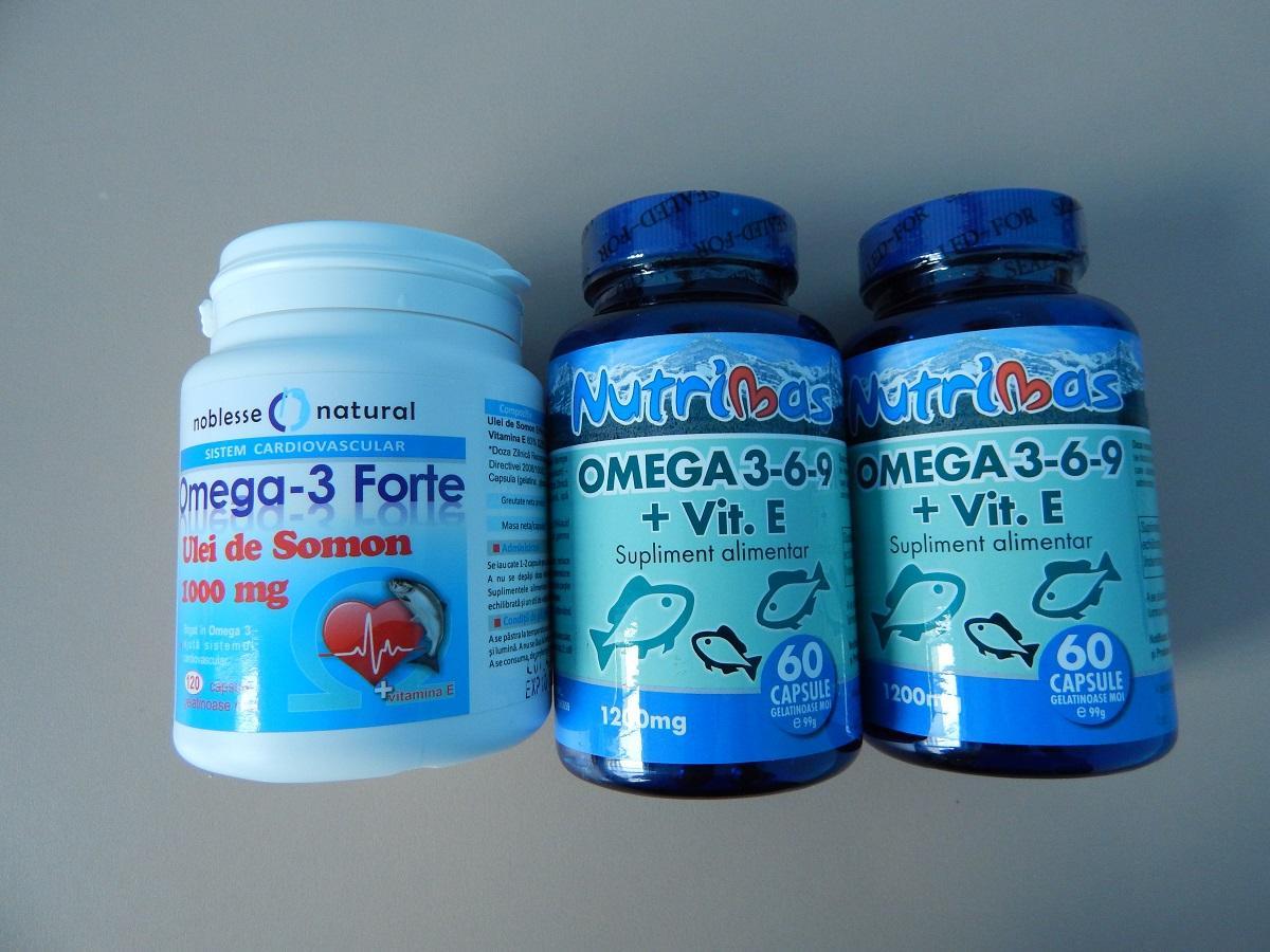 omega 3 6 9 si omega 3 somon