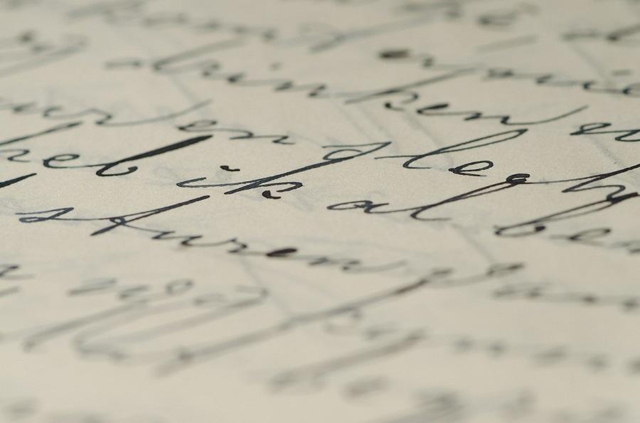 Disparitia literelor conduce inspre disparitia cuvintelor