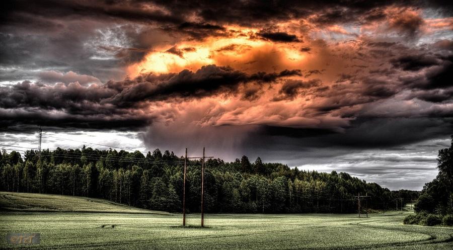 Dispozitia noastra poate fi influentata de norii de pe cer