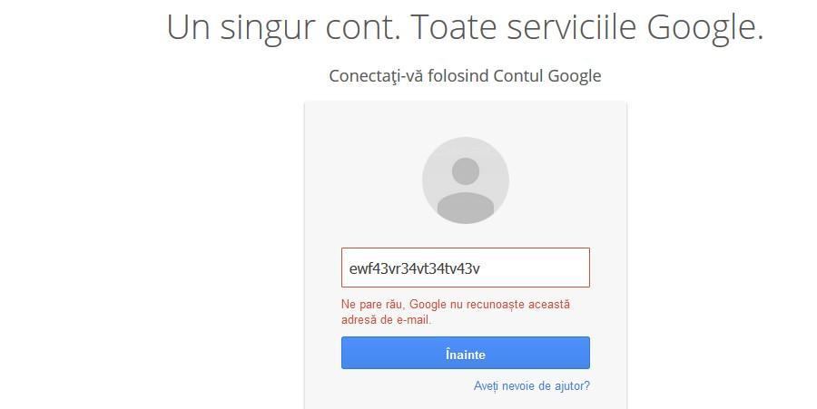 bresa securitate autentificare google