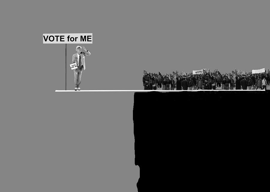 nu mai merg niciodata sa votez