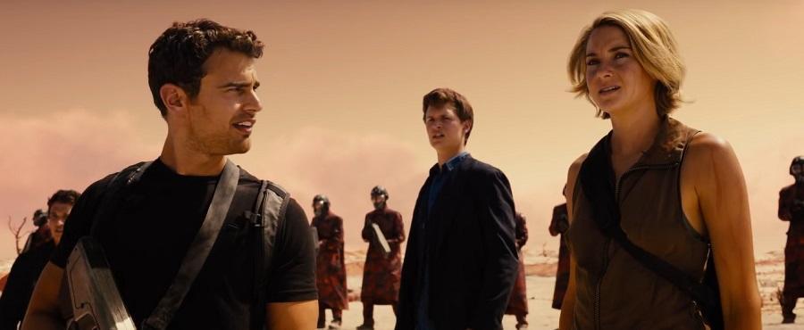 The Divergent Series Allegiant (2016) - Seria divergent Allegiant (2016)