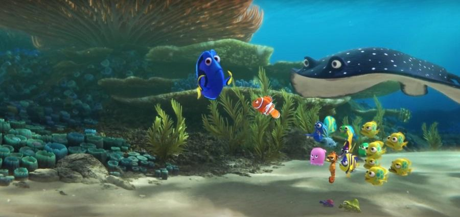 Finding Dory (2016) - In cautarea lui Dory (2016)