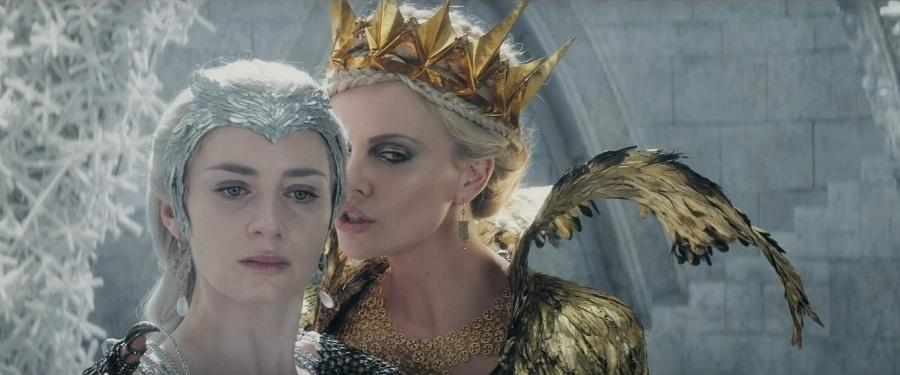 The Huntsman Winter's War (2016) - Razboinicul Vanator si Craiasa Zapezii (2016)