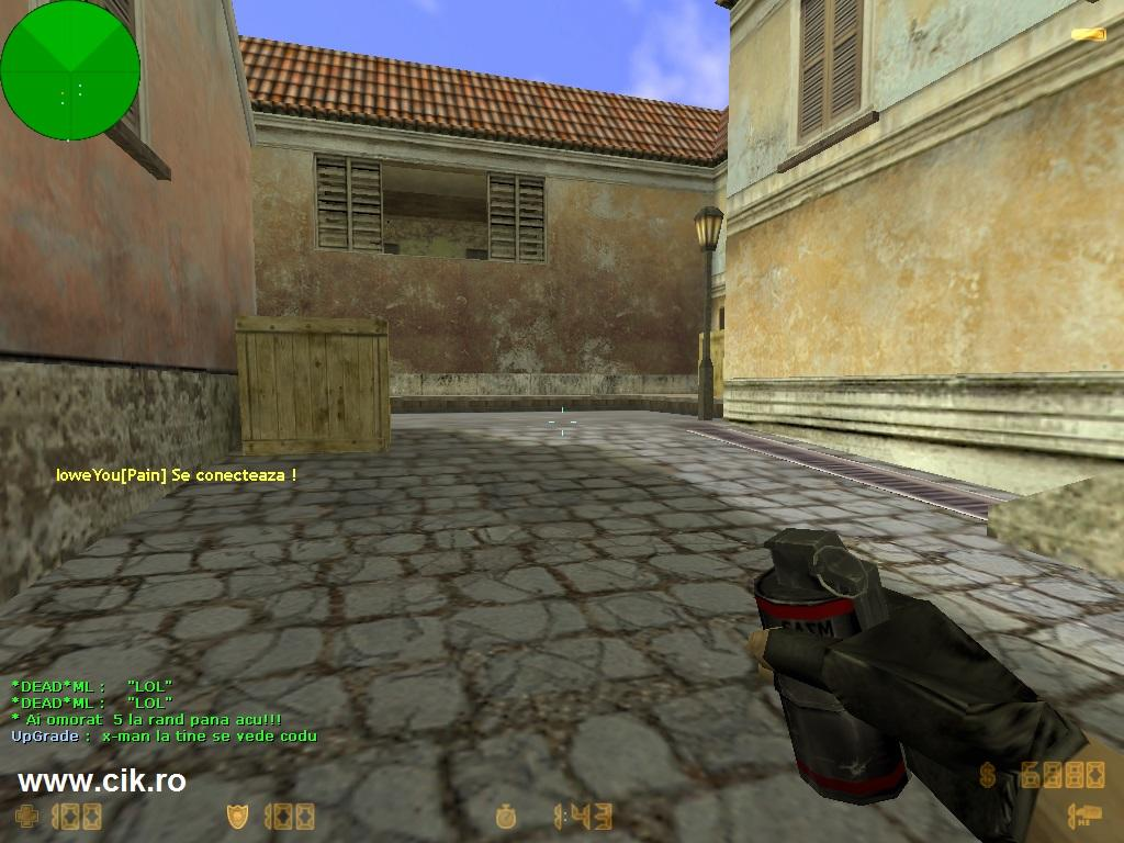 19 la mine se vede codul in counter strike zice cineva