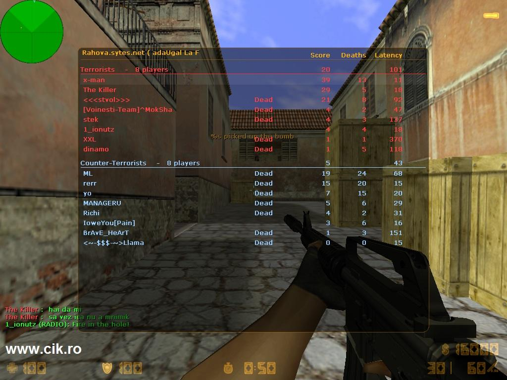 21 eu pe under games2 pbs romania counter strike 1.6 server