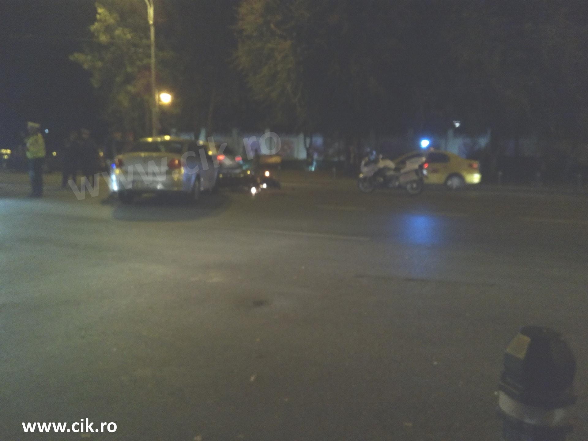 masina accident motocicleta soseaua oltenitei b 513 drm