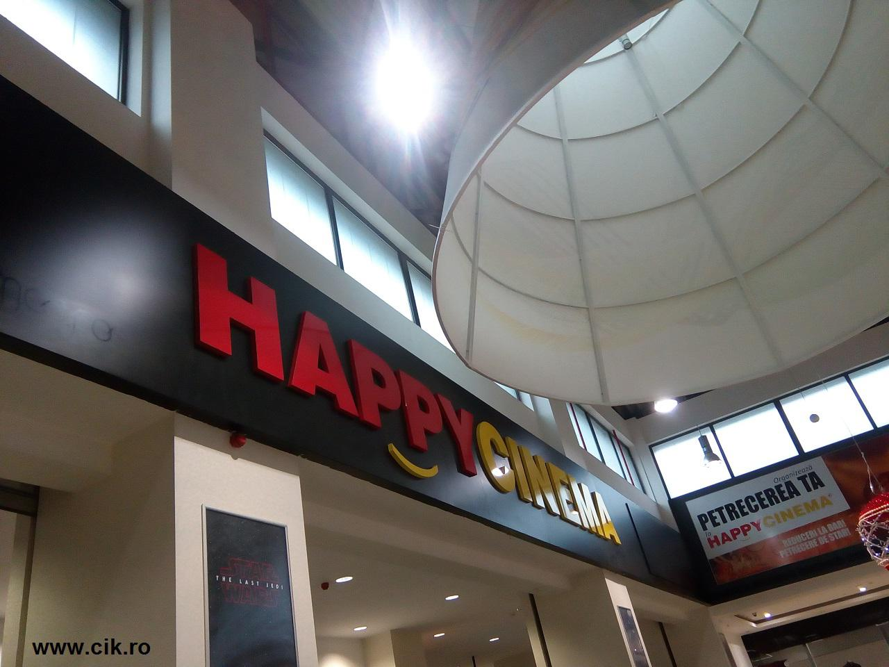intrare happy cinema mall liberty center